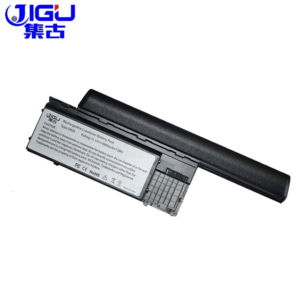 JIGU Battery For Dell Latitude D620 Latitude D630 ATG 312-0383 451-10422 JD634 KD495 312-0384 GD775 JD648 NT379 TD116