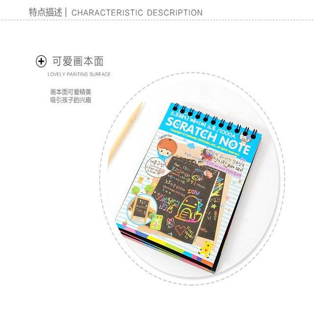 Pintura mágica máquina de aprendizaje magia coreana de la primera ...