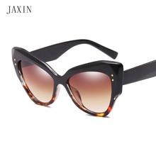JAXIN 2019 Fashion Butterfly Sun Glasses Ms. Personality Trend Sunglasses Women Brand Design Outdoor Travel Goggles UV400 gafas