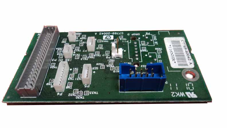C7769-60042A for HP Designjet 500 800 Interconnect PCA Formatter Board