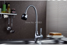Кухня Faucets с водопроводом шланг все вокруг вращающийся шарнир 2-Function вода выход миксер затычка кран