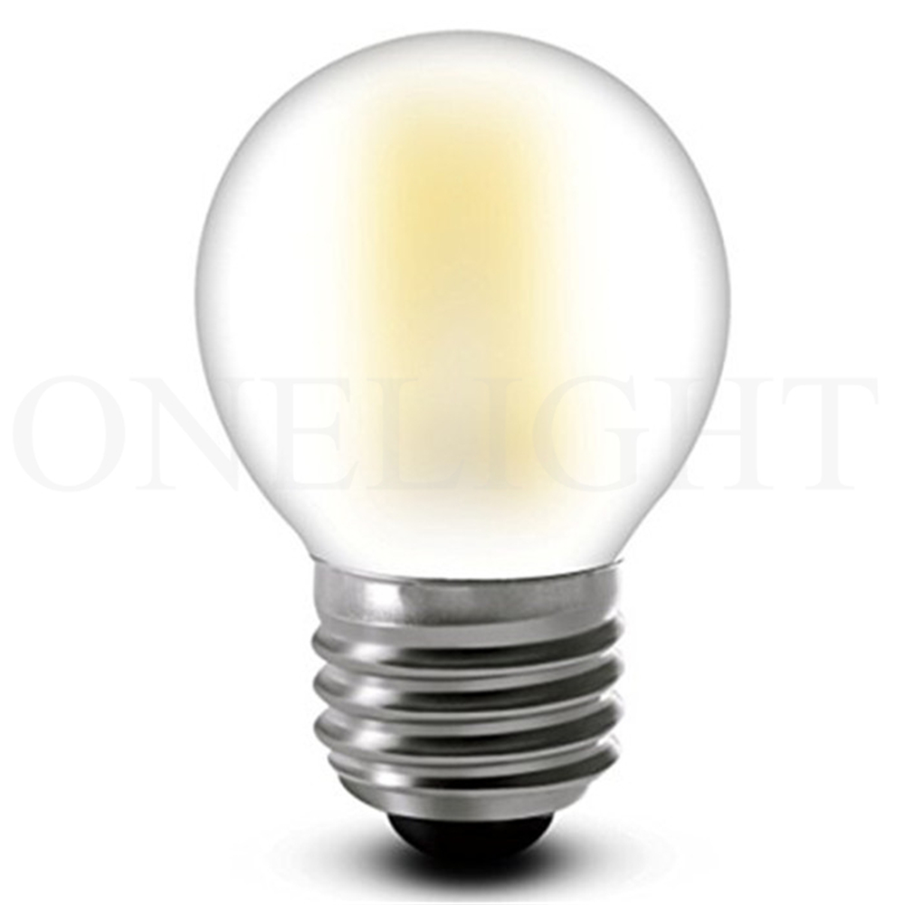 Fashion Style Led Filament Lamp C35 E27 2w 200lm 2800k Warm White Dimmable 110v Replacement For 30watt Classic Light Bulb Year-End Bargain Sale Lights & Lighting Light Bulbs