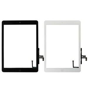 Image 2 - עבור iPad מיני 1 מיני 2 A1432 A1454 A1455 A1489 A1490 A149 מגע מסך Digitizer חיישן עם בית כפתור תצוגה מגע פנל