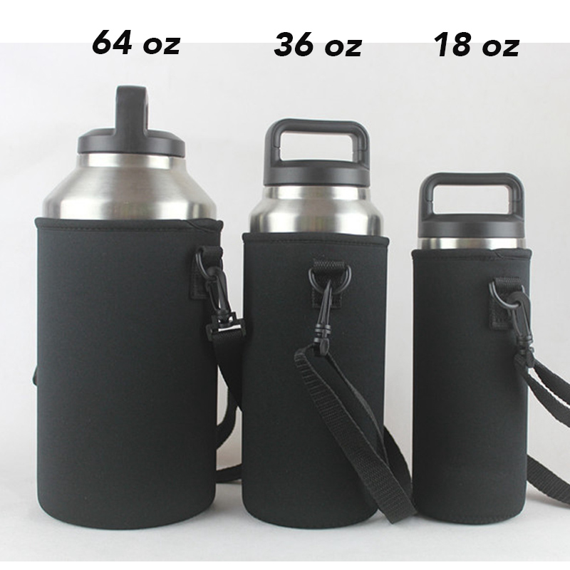 18 36 64 OZ Insulation Tumbler With Cup Sets Wholesale Custom Logo Cars Cups Large Capacity