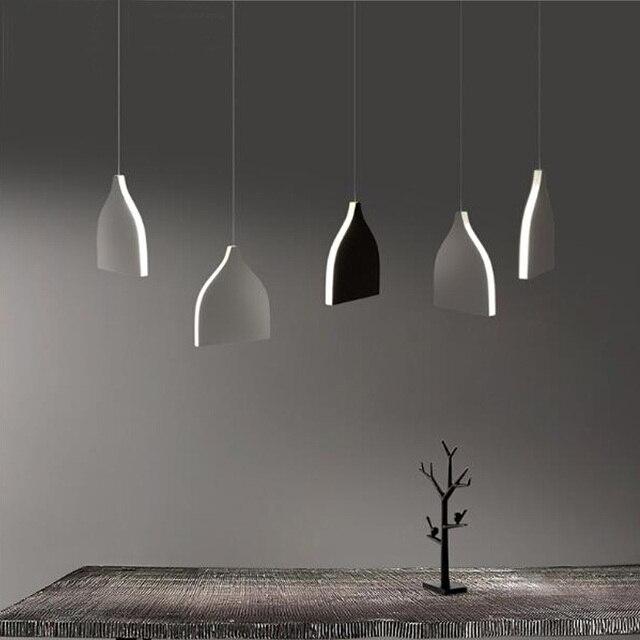 Nice NEW Modern Simple Fashion Chandelier Restaurant Lighting Meal LED  Chandelier Living Room Lighting Modern Minimalist Creative