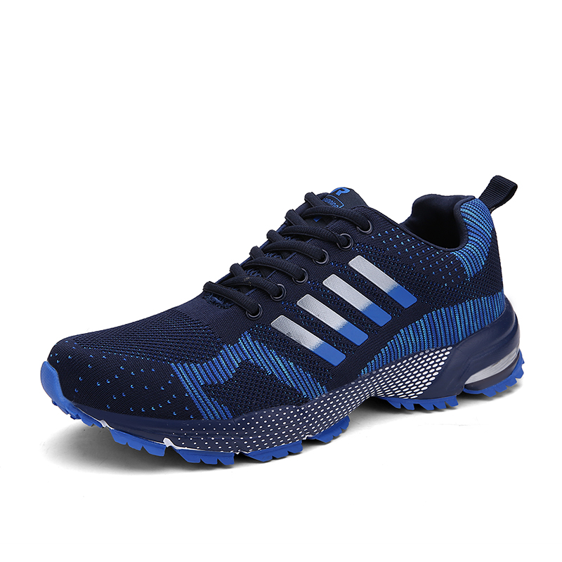Brand sneakers 2017 new summer cheap mens running shoes Men and Women s Breathable shoe max Outdoor Sports Shoes Plus size 45 46