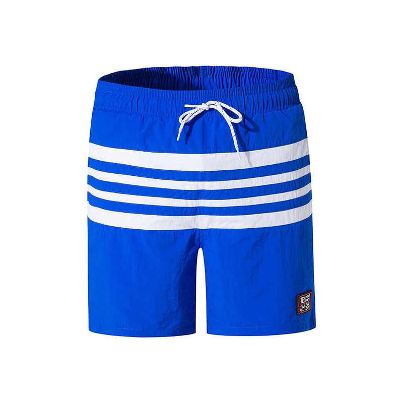 Nowe gorące męskie spodenki deska surfingowa spodenki letnie sportowe plażowe Homme bermudy krótkie spodnie szybkie suche szorty