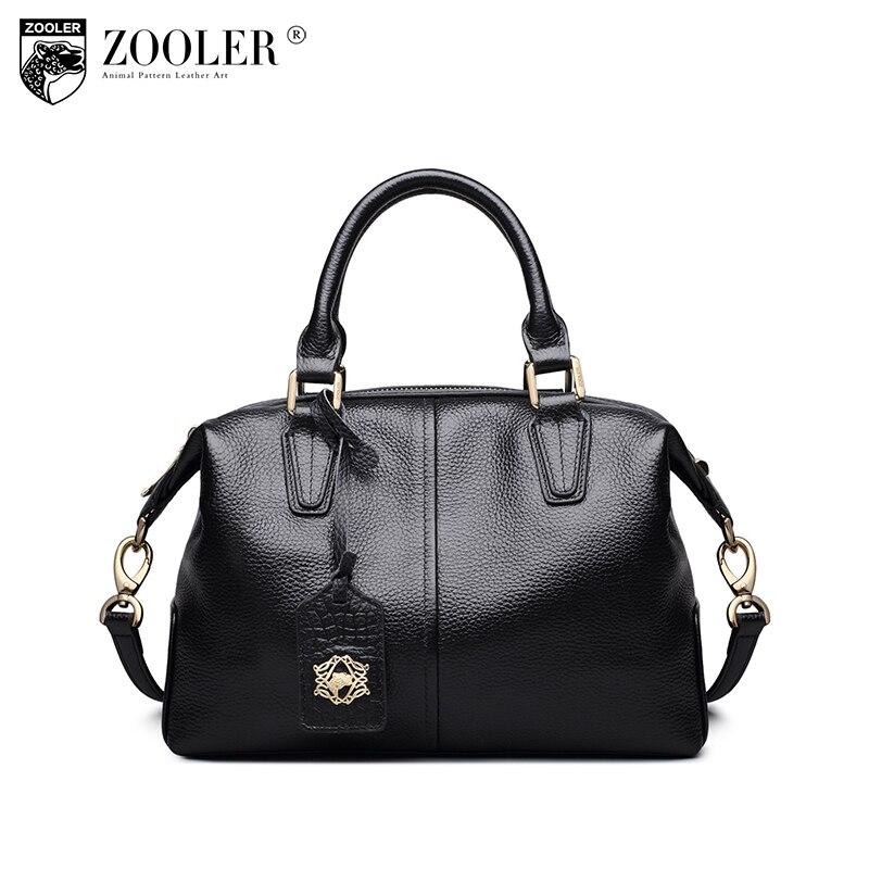 78edbe6ba8 Inverno novas mulheres ZOOLER sacos bolsas mulheres famosas marcas de luxo  de couro bolsa de ombro bolsa de couro genuíno feminina2920