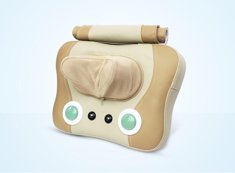 vintage electric massage pillow