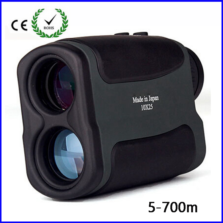 Hot telescope Golf Laser range Distance Meter Rangefinder Range Finder hunting monocular meter 10x25 700m for hunting free ship стоимость