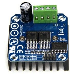BTS7960 H-Bridge Smart Car Aut