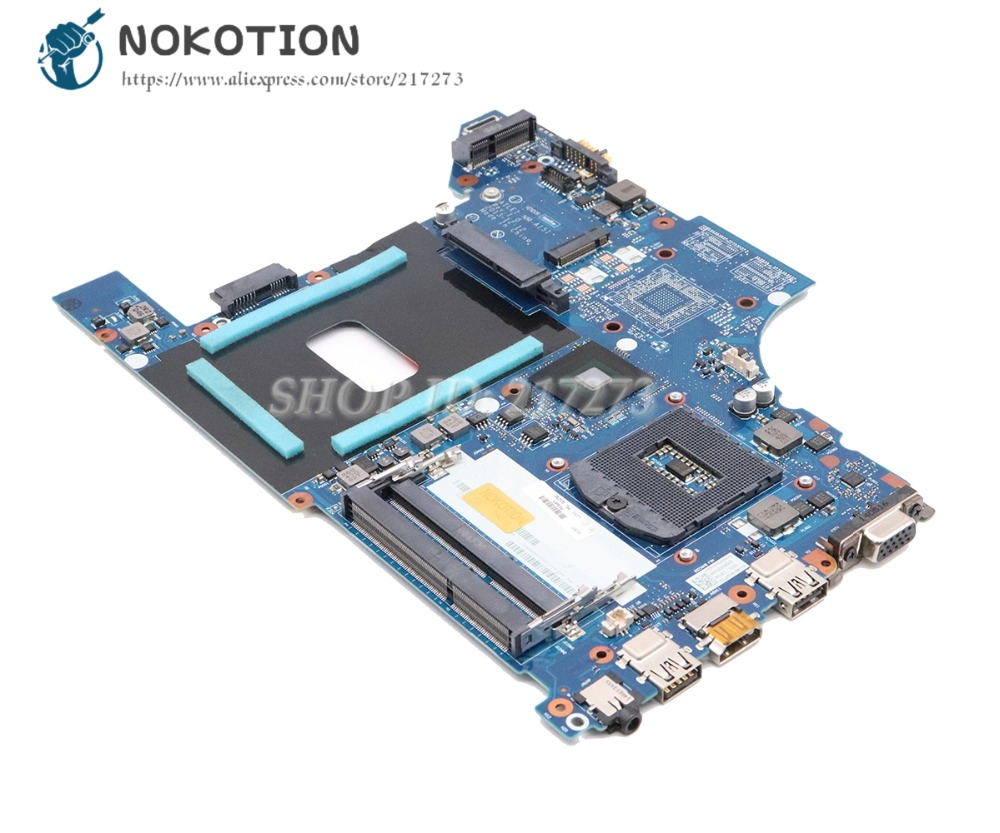 NOKOTION 04X4790 AILE1 NM-A151 MAIN BOARD For Lenovo Thinkpad Edge E440 Laptop Motherboard UMA HD4000 DDR3LNOKOTION 04X4790 AILE1 NM-A151 MAIN BOARD For Lenovo Thinkpad Edge E440 Laptop Motherboard UMA HD4000 DDR3L