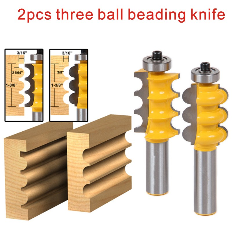 1/2 three beading knife handle 2 pens woodworking cutter line knife gate frame in three ball milling cutter gong machine knives enlan ew091 frame lock pocket knife hollow out handle