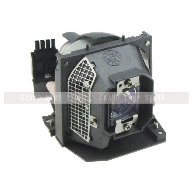 310-6747/725-10003 Compatible projector lamp with housing for DELL 3400MP/3500MP 180 Day warranty Happybate replacement projector lamp 310 6747 for dell 3400mp