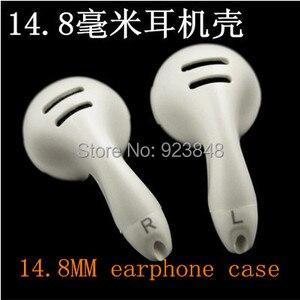 Image 2 - Pk1 pk2 escudo 14.8mm fone de ouvido duplo buraco de som algodão foi postado 3 pares