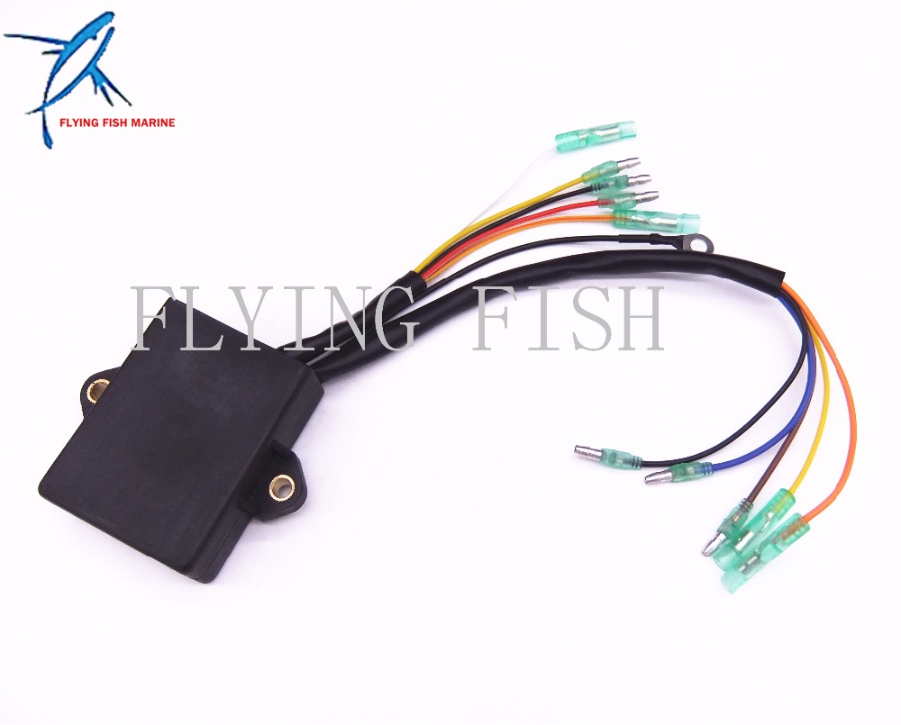 Outboard Engine C D I Boat Motor CDI Unit Assy F15 07000500 for Parsun HDX 4