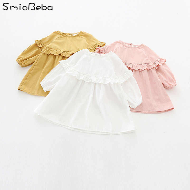 2a44452bcea2 Detail Feedback Questions about Baby Girls Dress Spring Brand ...