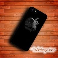 Fundas Black Star Wars Funny Case For IPhone 7 6S 6 5S SE 5 5C 4S
