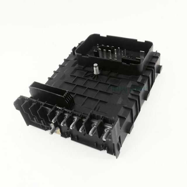 New 1K0 937 125 D Engine Compartment Central Electrical Fuse Box Relay Box For Jetta Golf_640x640 new 1k0 937 125 d engine compartment central electrical fuse box