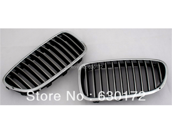 Replacement Chrome Style Front Center Grille For BMW F18 5 Series
