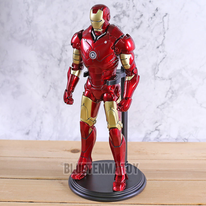 Avengers Infinity War Iron Man Action Figure 1 6 Scale PVC Collection Model Toy Marvel Ironman