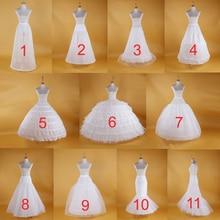 Свадебная Нижняя юбка для невесты, обруч, кринолин, юбка для выпускного вечера