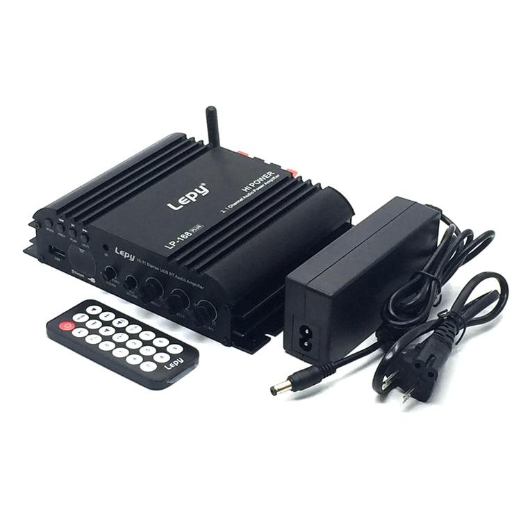 все цены на Le sent 2.1 -channel bluetooth card digital borne power amplifier, usb, computer power amplifier super subwoofer output онлайн