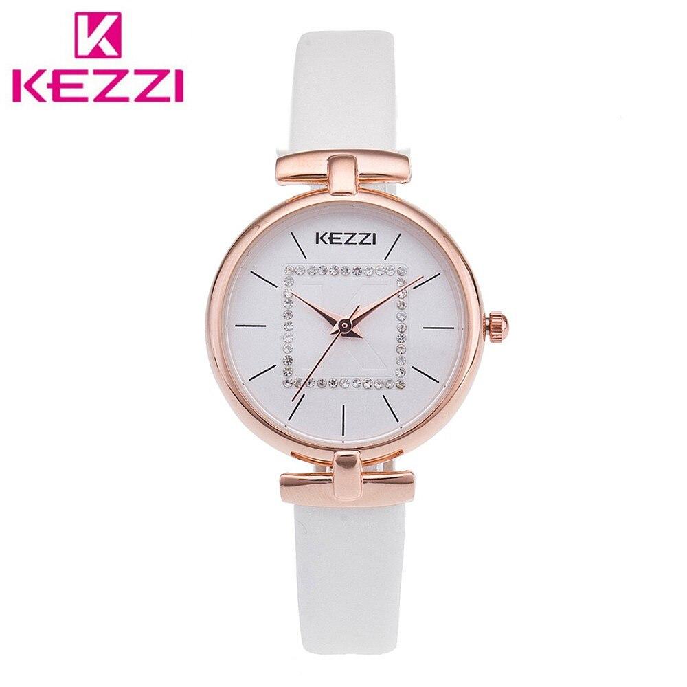 Kezzi Fashion Luxury Brand Watch Women Crystal Watch