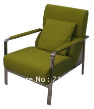Modern furniture / sofa fabric 1 seat / sofa chair MCNO9074(China)