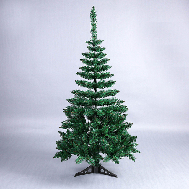 120cm mini artificial green pointy christmas tree small xmas tree new year home ornaments desktop decorations - How To Decorate A Small Christmas Tree