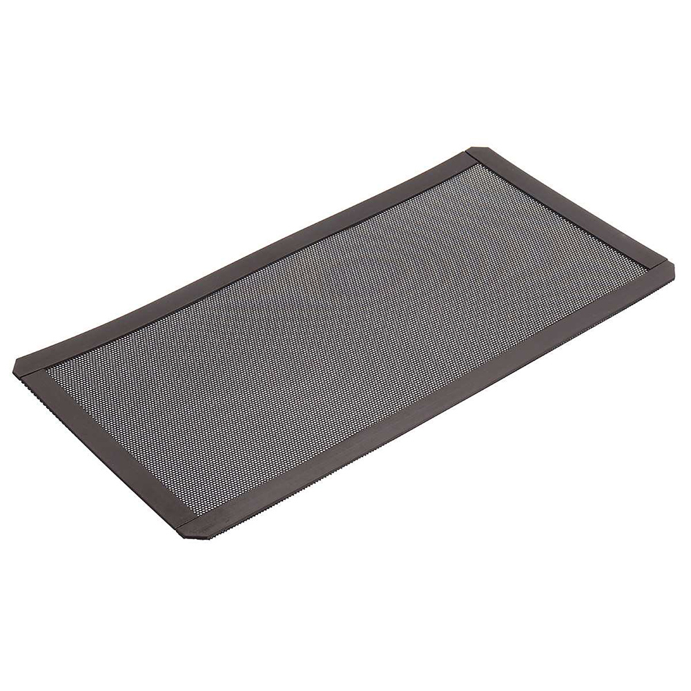Image 5 - 2019 New 12x24cm PC Case Cooling Fan Magnetic Dust Filter Cover Dustproof Mesh Net Cover Computer Guard