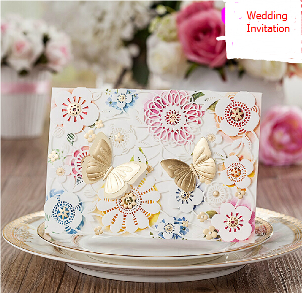Online Get Cheap Elegant Wedding Invitation Cards Aliexpress – Inviting Cards