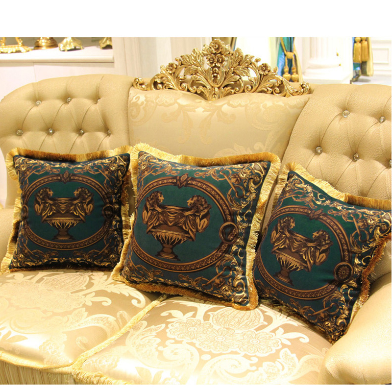 Luxury 50x50cm Velvet Tassel Cushion Cover Soft Printed 45x45cm Pillow Cover Pillow Case Home Decorative Sofa Throw Pillow ChairLuxury 50x50cm Velvet Tassel Cushion Cover Soft Printed 45x45cm Pillow Cover Pillow Case Home Decorative Sofa Throw Pillow Chair