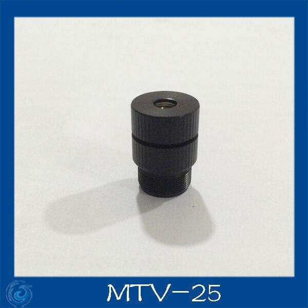 Free Shipping MTV-25,25mm cctv board lens,for cctv security camera.MTV-25 автомобильный телевизор mystery mtv 970 black
