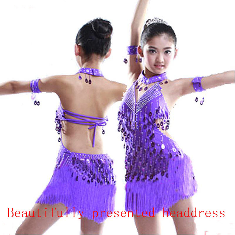 Lujo Vestidos De Baile Niñas Festooning - Ideas de Estilos de ...