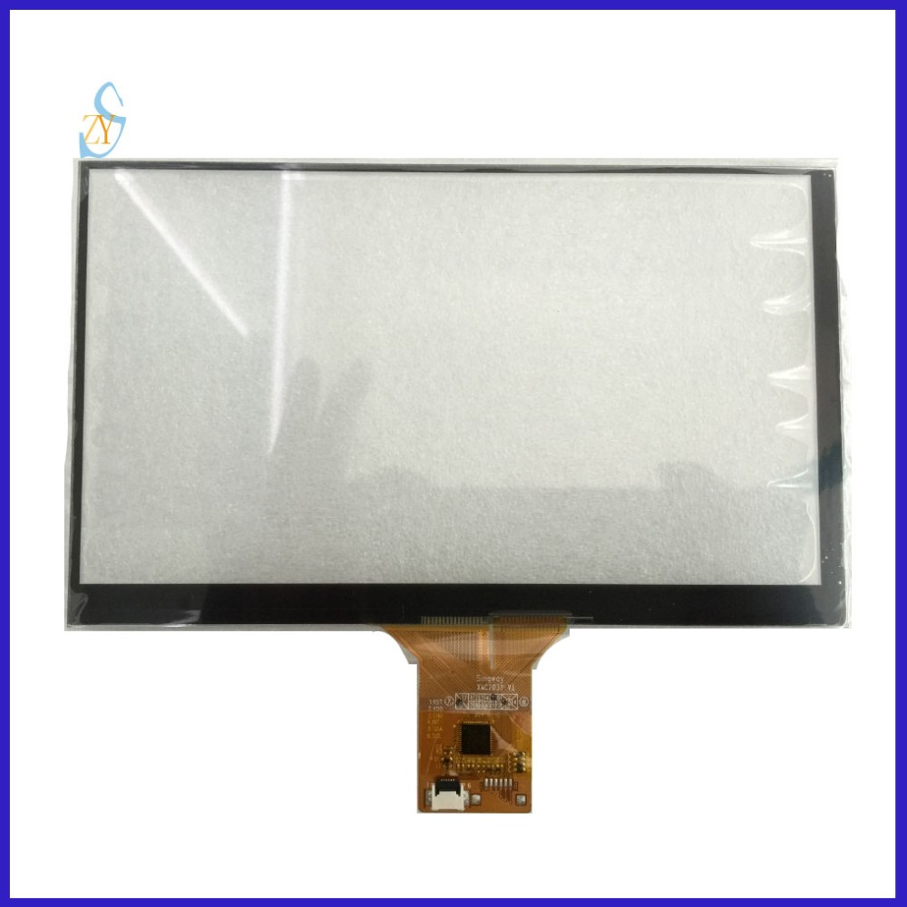 XWC2031 7inch Capacitive screen for GPS Car DVD touch  sensor 165*99 for Android for linux  I2C 1024*600XWC2031 7inch Capacitive screen for GPS Car DVD touch  sensor 165*99 for Android for linux  I2C 1024*600