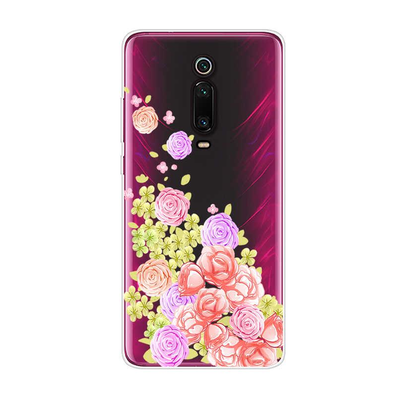 ซิลิโคนสำหรับ Xiao mi mi 9T ฝาครอบ mi 9T Pro เคสโทรศัพท์สำหรับ Xiao mi mi 9T Pro ฝาครอบด้านหลัง TPU สำหรับ Xio mi Xiao mi mi 9TPro 9T