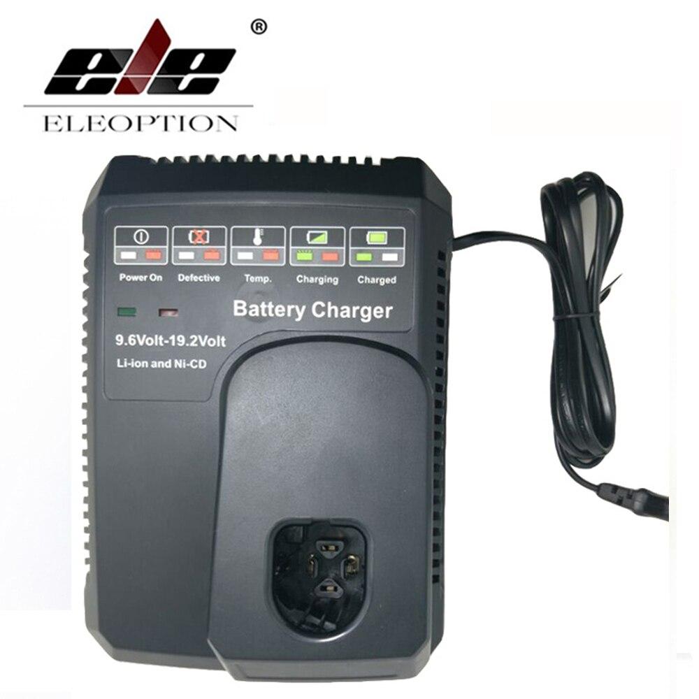 ELE ELEOPTION 140152004 Battery Charger for CRAFTSMAN 100V/240V 12V-19.2V Ni-CD Li-ion Battery
