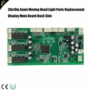 Image 2 - เปลี่ยนเมนบอร์ดจอแสดงผล LED Moving Head 36x10W 4in1 ซูมจอแสดงผลหลักบอร์ดและ LED ควบคุมบอร์ด