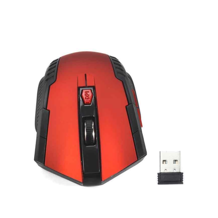 MOSUNX Futural Digital Лидер продаж 2,4 ГГц мини портативный Беспроводной оптическая игровая Мышь для портативных ПК Прямая доставка F20