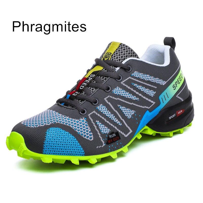 Phragmites marque respirant printemps automne espadrilles décontractées pour hommes baskets