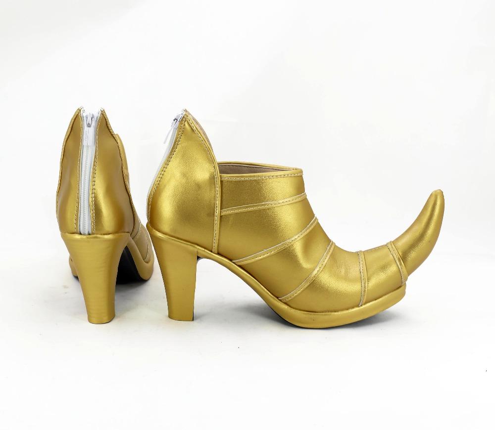 невероятные приключения ДжоДжо аниме костюмы для косплея на хэллоуин обувь ботинки для мужчин евро размеры