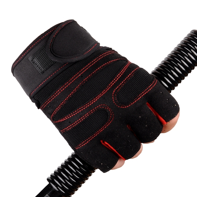 Exercise Weight Lifting Gloves