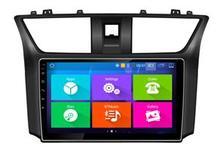 "ChoGath(TM) 10"" 1.6GHz Quad Core RAM 1GB Android 6.1 Car Radio GPS Navigation Player for Nissan Sylphy / Sentra 2016-2017"