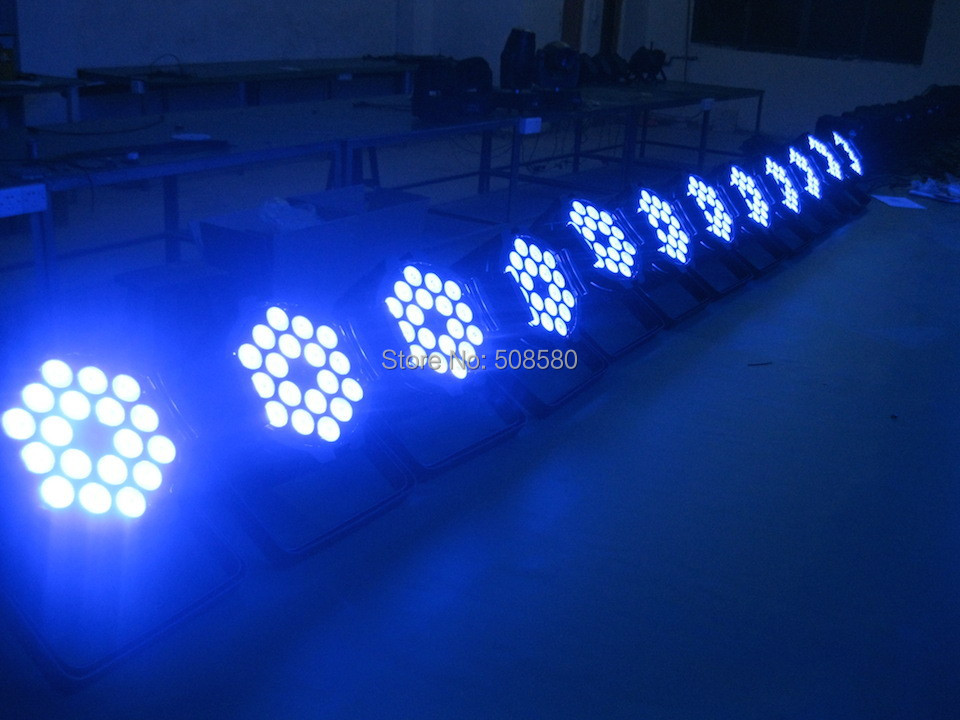 Blueshow lighting aluminum dj 29