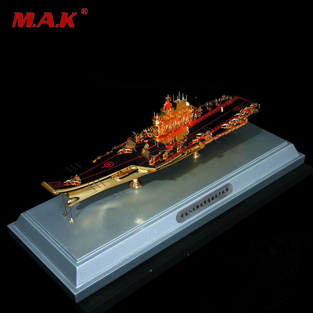 1:700 Simulation Liaoning 001A Domestic Aircraft Carrier Alloy Model Ship Toy Military Model for Decoration Collectible Gift 1 60 wz 10 alloy aircraft model simulation helicopter model