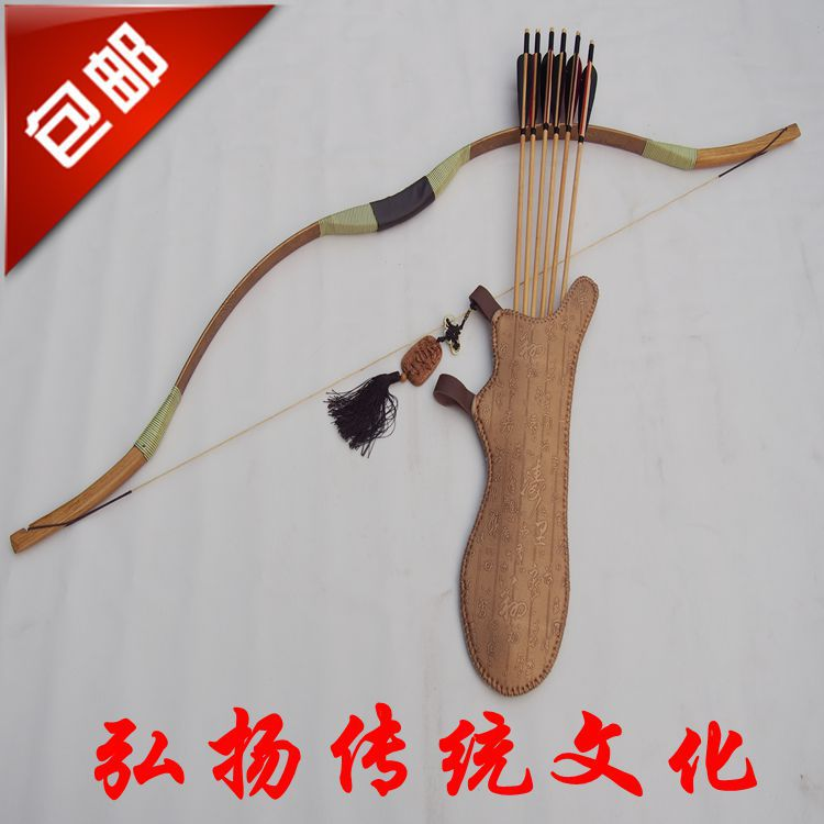 The traditional China recurve bow bow archery culture China Han traditional archery сухой корм royal canin giant starter mother