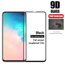 9D Full Coverage Tempered Glass for Samsung Galaxy S10e Anti-Explosion 9H Screen Protector S10 Lite Body Film