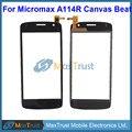 """Высокое Качество 5.0 """"Для Micromax Canvas Beat A114R Сенсорным Экраном Дигитайзер Сенсорная Панель Датчик Черный Цвет Бесплатная Доставка"""