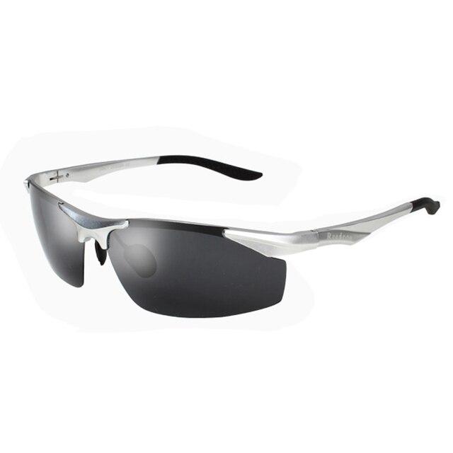 Moda lato spolaryzowane powłoka okulary z włókna węglowego